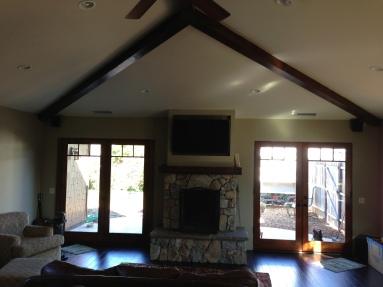 Fairfax New Living Room