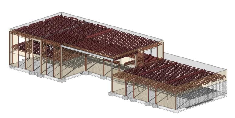 Structural 3D Framing