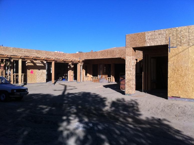 Under Construction - Interior Courtyard 1